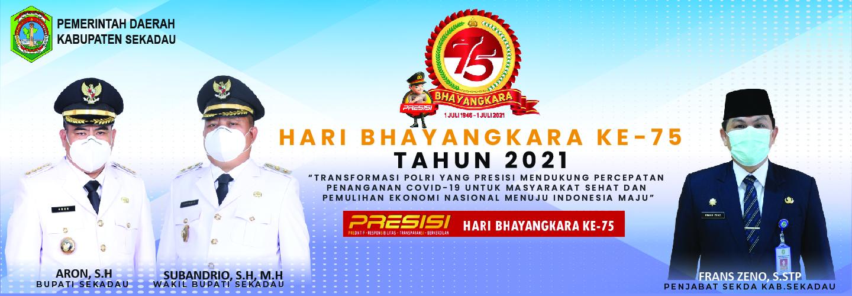 HUT BHAYANGKARA KE-75